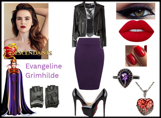 Evangeline Grimhilde - Isle of the Lost