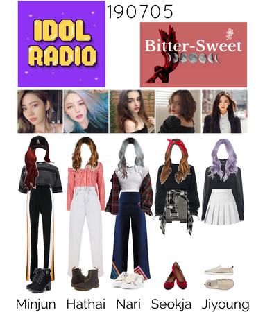 BSW on Idol Radio 190705