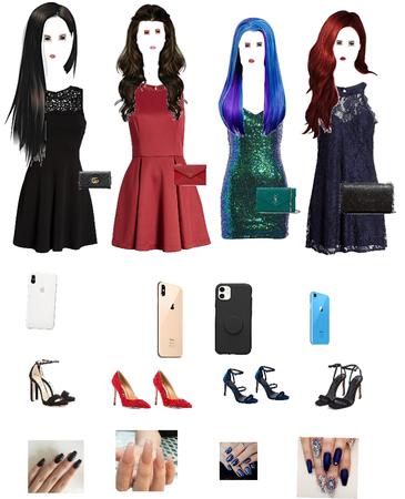 girls party outfits