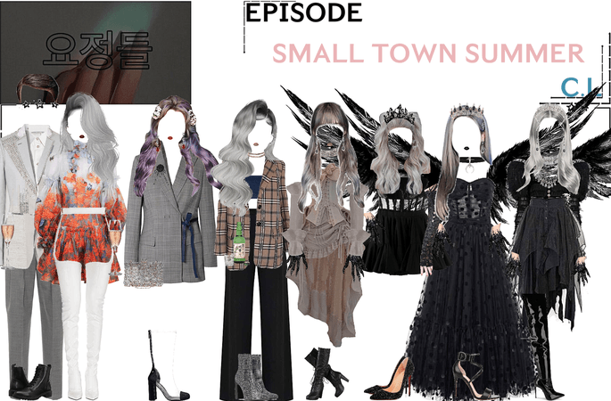 FAIRYTALE EPISODE 4: SMALL TOWN SUMMER   MIKKELSON & C.L SCENES