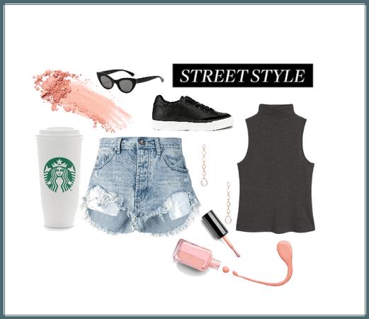 *** Street style! ***