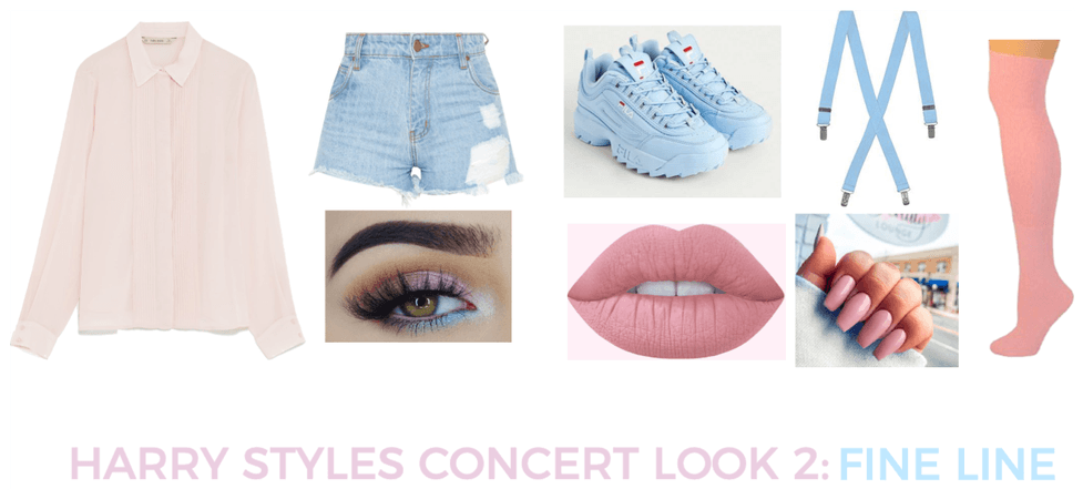 another love on tour inspo look