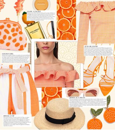 orange bliss 🍊