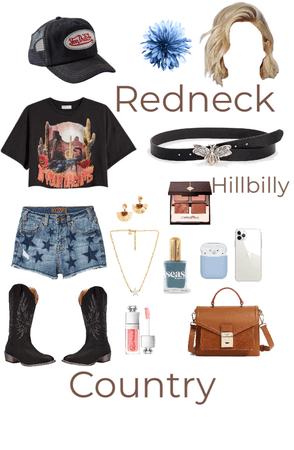 country redneck hillbilly