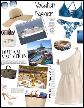 Vacation fashion/cruise