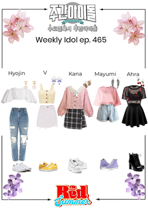 Weekly Idol ep. 465