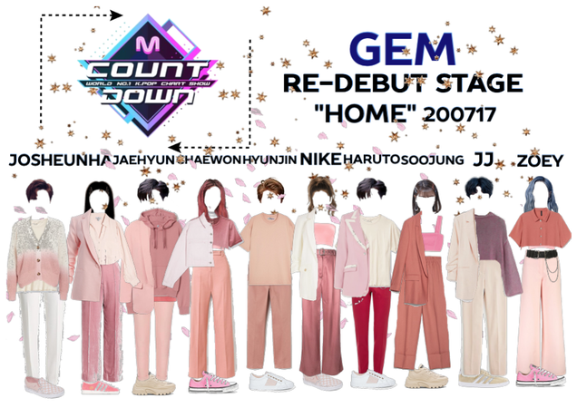 "GEM ""HOME"" II RE-DEBUT STAGE 200717"
