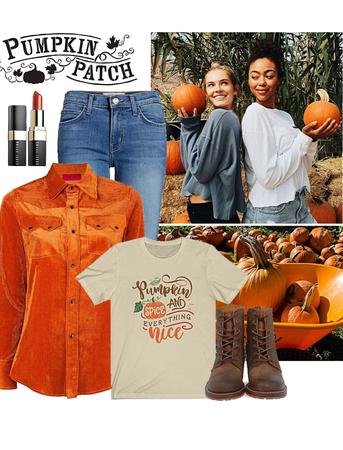 Pumpkin Patch Style!