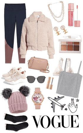 Chic Cool Weather Outfit