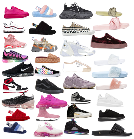 2020 Shoe Collection