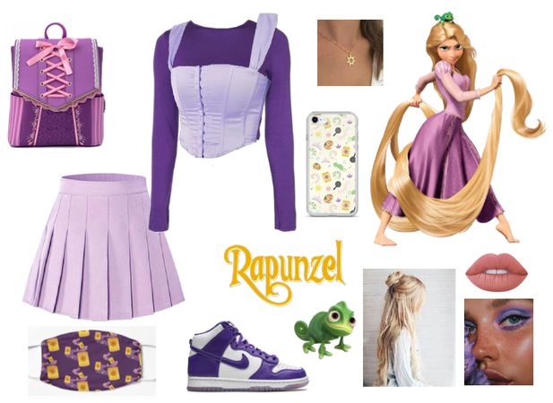 Disney Characters ~ Rapunzel from Disney's Tangled