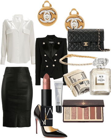 Chanel Business Professional