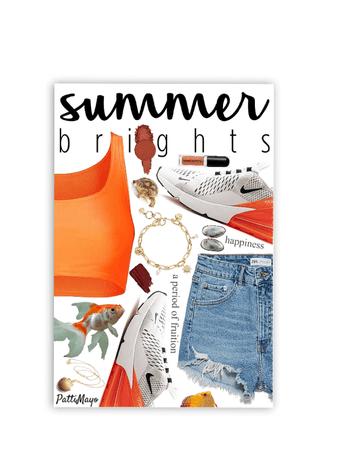 Summer Day 🧡