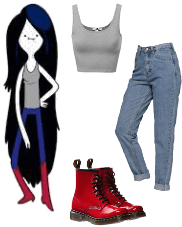 marceline outfit