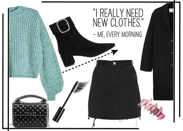 I really need new clothes 💸