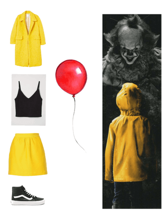 "Georgie From ""IT"" Costume Ideas"