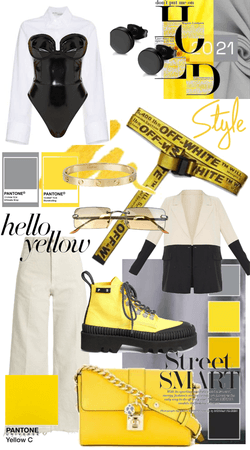 black|yellow