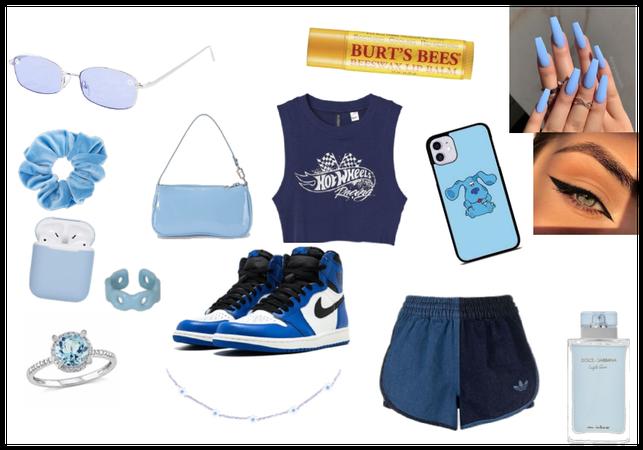 Blue world💙🌍