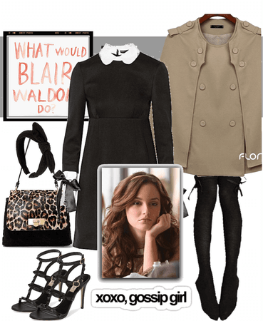 What Would Blair do? Preppy Gossip Girl Style