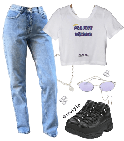 Project Dreams clothing outfit