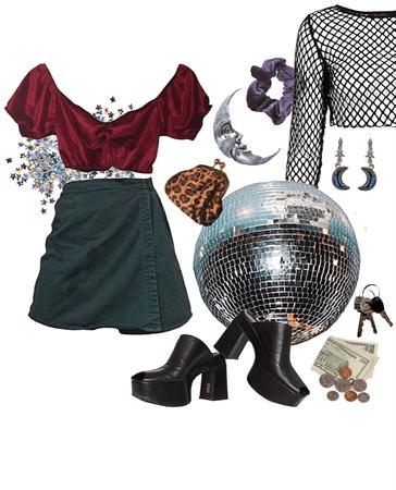 disco grunge