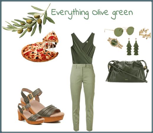 Everything Olive