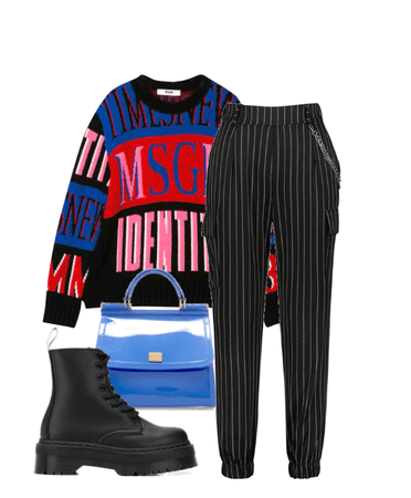 An outfit for New York