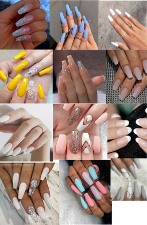 which set of nails