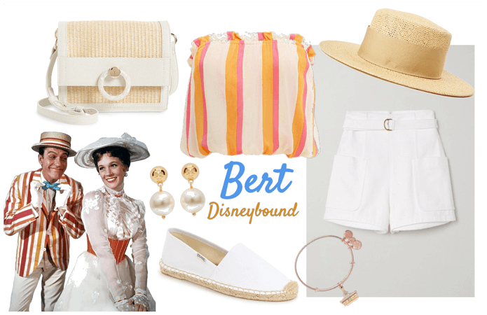 Disneybound Bert Mary Poppins