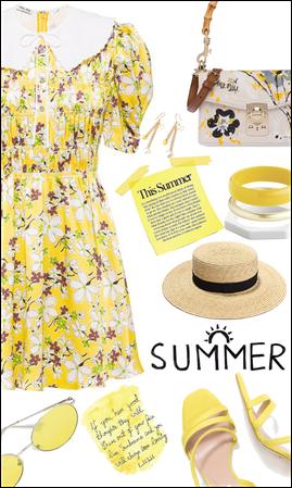 Summer yellowi