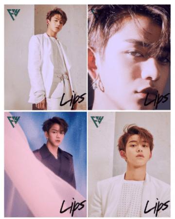 6IX-D 식스디 (HAJOON) 'Lips' Teasers [2]