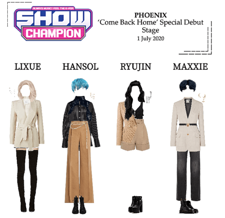 PHOENIX [피닠스] Show Champion 200701