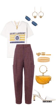 pants & shirt