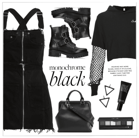 Monochrome Black!