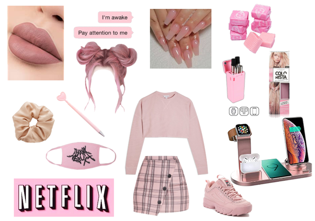 Today is a pink edition