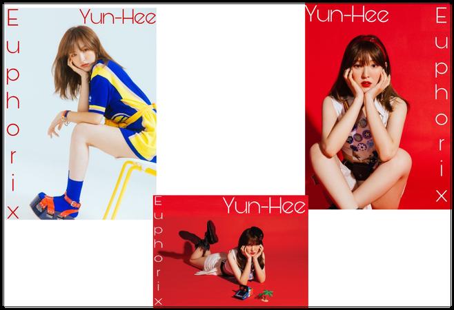 Yun-Hee Teaser photos