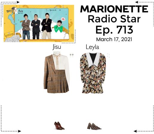 마리오네트 (MARIONETTE) - Radio Star