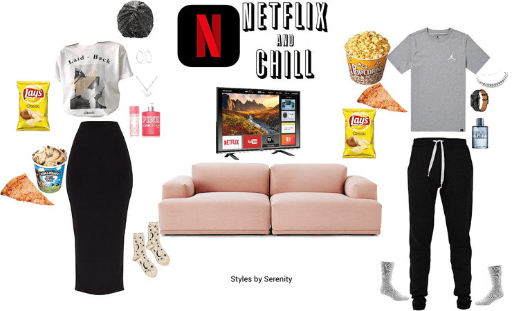 Netflix and Chill (Couple)