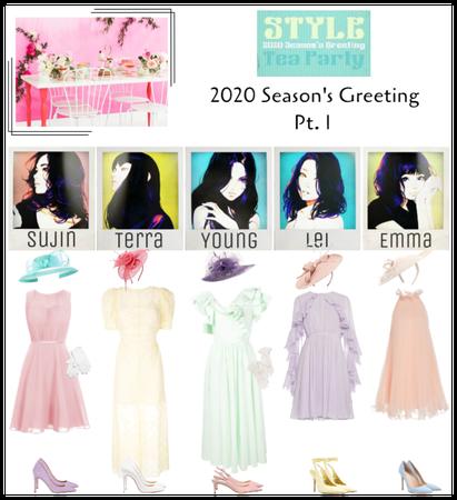 STYLE 2020 Season's Greeting Pt. 1