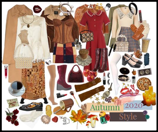 Autumn 2020 style