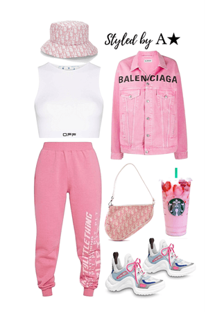 On Wednesdays we wear pink 💕💕💕