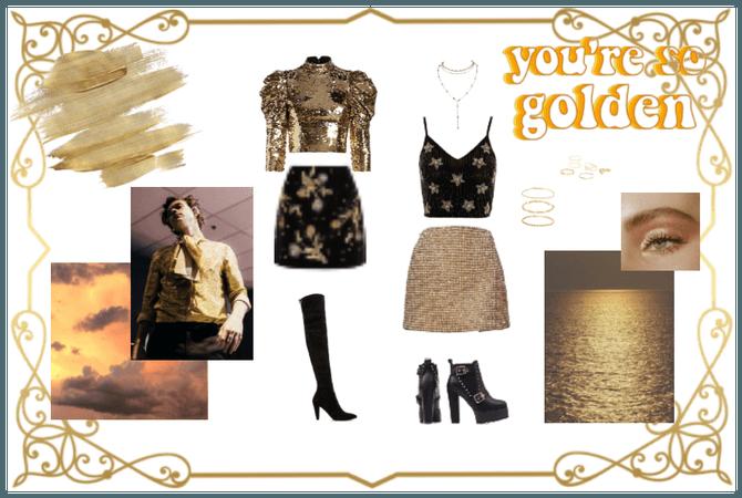 Golden Golden
