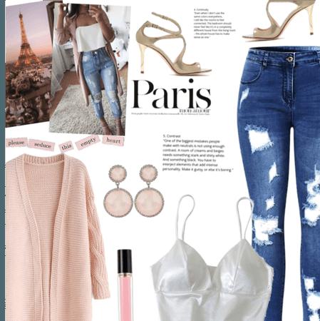 My city Paris