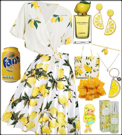 Lemon outfit