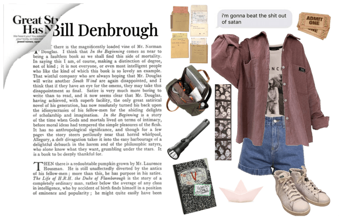 Bill Denbrough