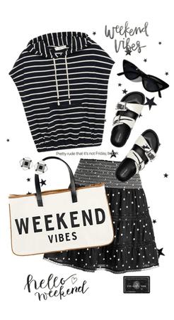 Weekend Vibes!