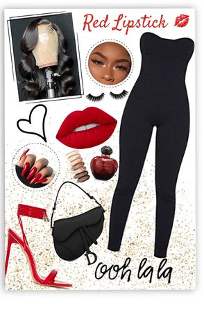 Red Lipstick 💄