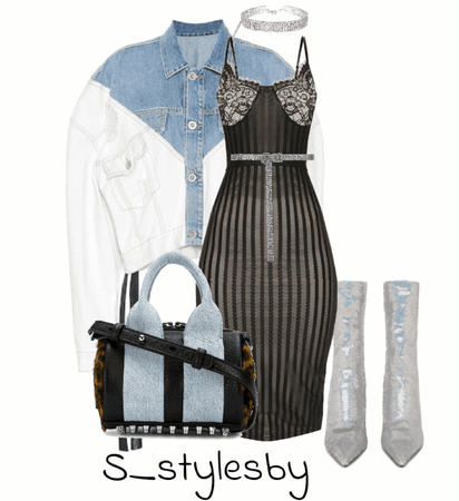 Inspired look by s_stylesby