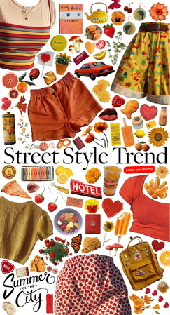 street style trend (yes ik it doesn't match the theme lol)