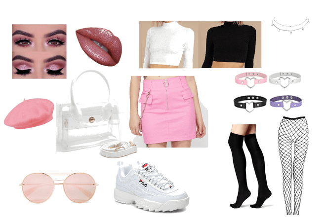 BTS 'Persona' themed outfit
